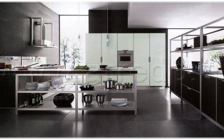 Кухни в стиле модерн от итальянцев cesar5