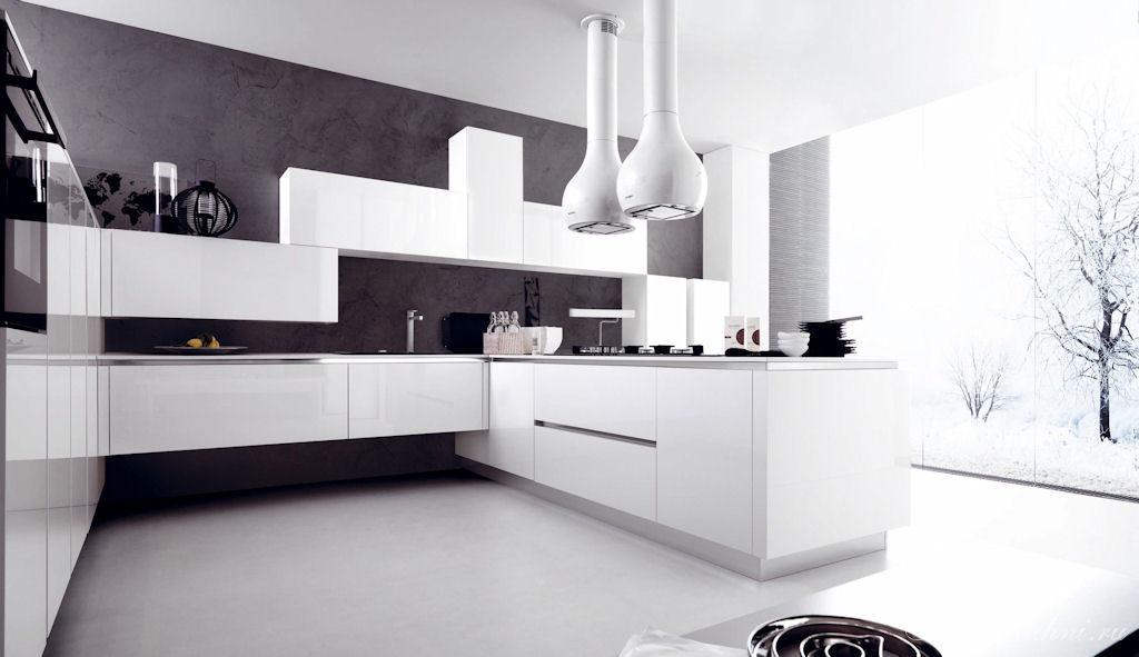 Кухни в стиле модерн от итальянцев cesar6