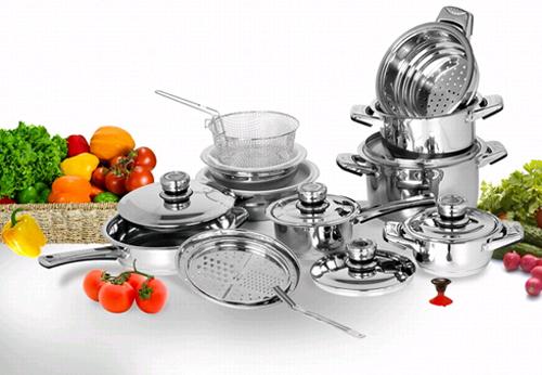 Кухонная посуда из керамики и нержавеющей стали: достоинства и недостатки1