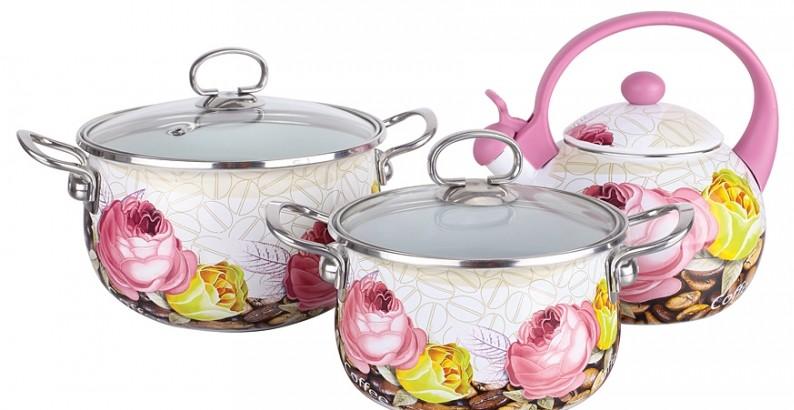 Кухонная посуда из керамики и нержавеющей стали: достоинства и недостатки4