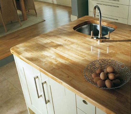 Кухонная столешница: материалы и решения1