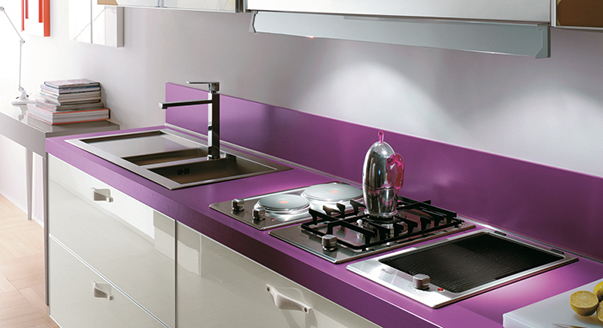 Кухонная столешница: материалы и решения3