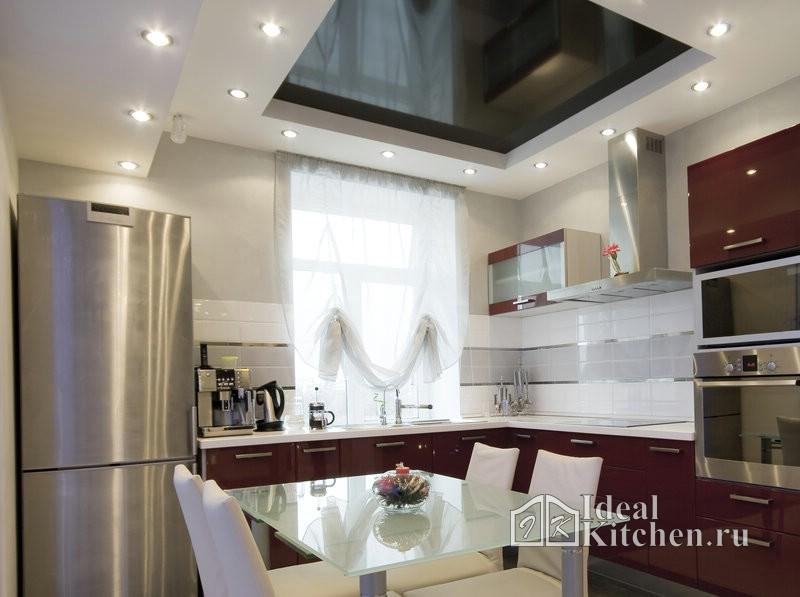 Кухонное освещение: как сделать правильно2
