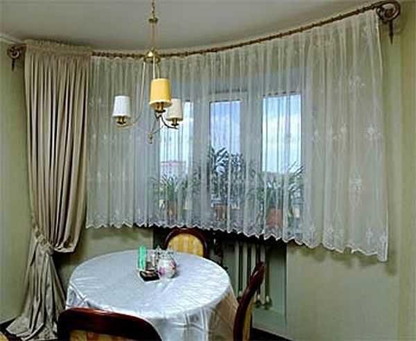 Кухонные шторы: от классики до современности (50 фото идей)3