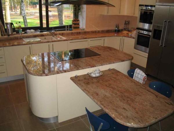 Кухонные столешницы из натурального камня: красиво и прочно3