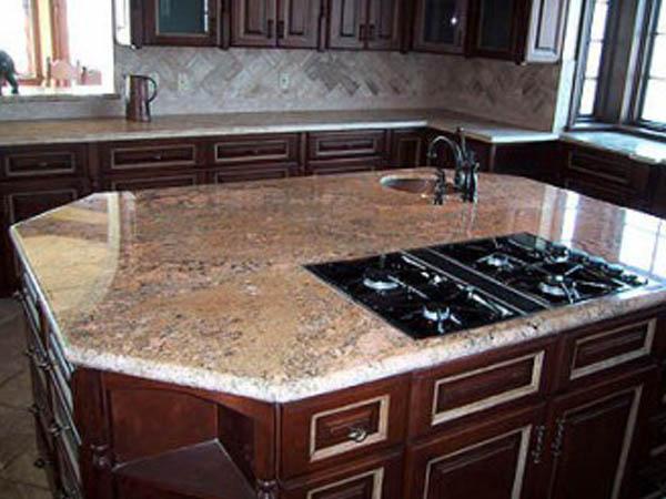 Кухонные столешницы из натурального камня: красиво и прочно6