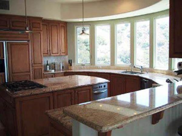 Кухонные столешницы из натурального камня: красиво и прочно8