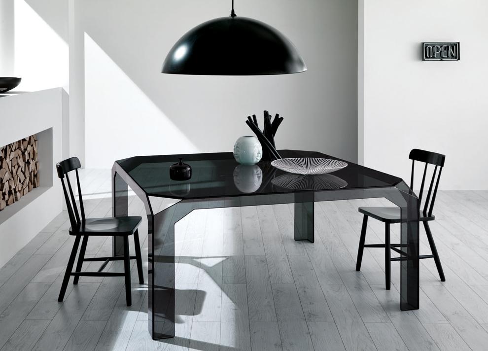 Кухонный гарнитур и обеденный стол в одном2