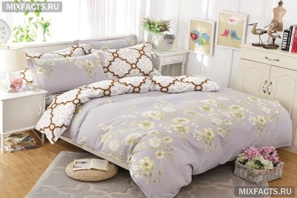 Лучшее постельное белье из шелка3