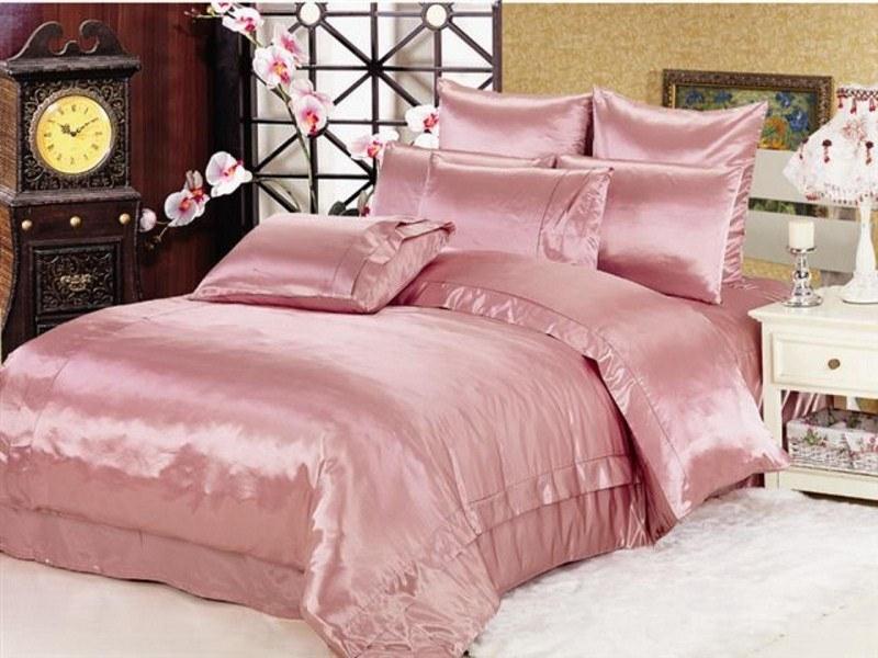 Лучшее постельное белье из шелка4