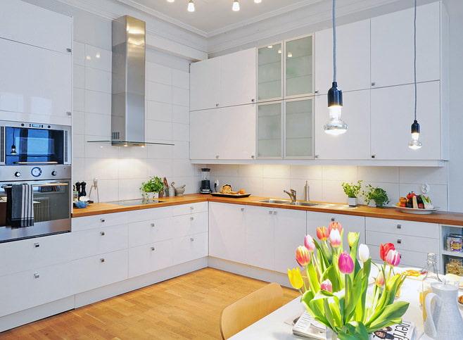Лучшее сочетание цветов на кухне4