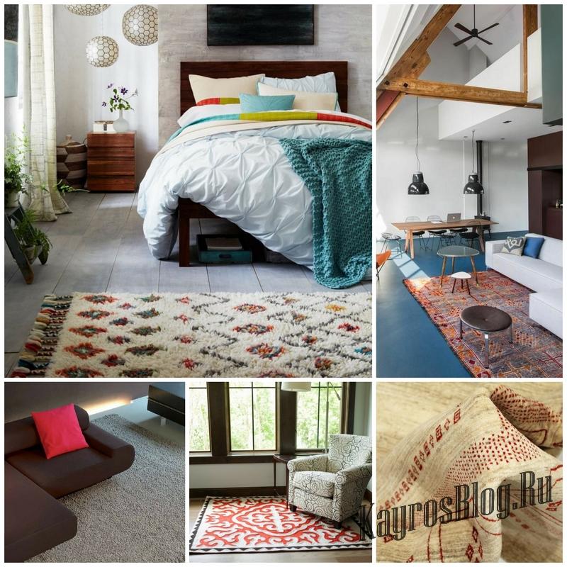 Лучшие ковры для вашего дома0