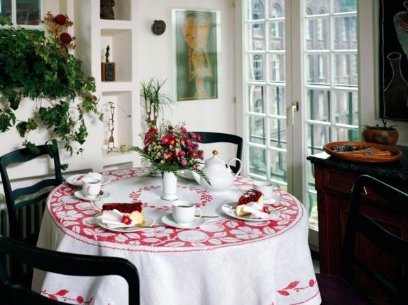 Маленькие и очень симпатичные столовые7