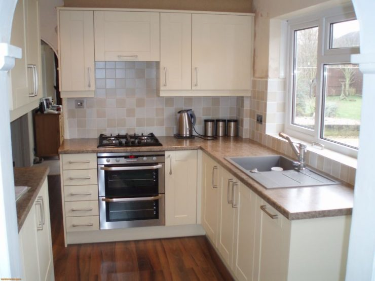 Малогабаритные кухни 4-5 кв. м.1