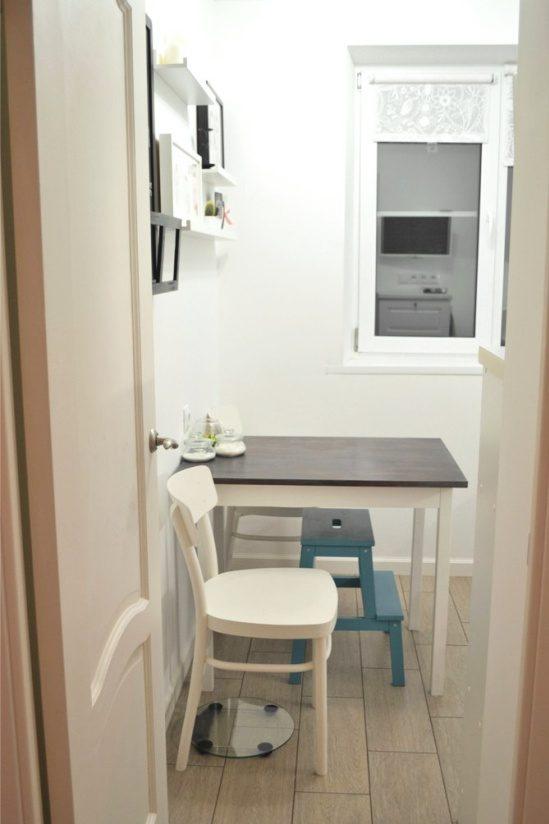 Малогабаритные кухни 4-5 кв. м.5