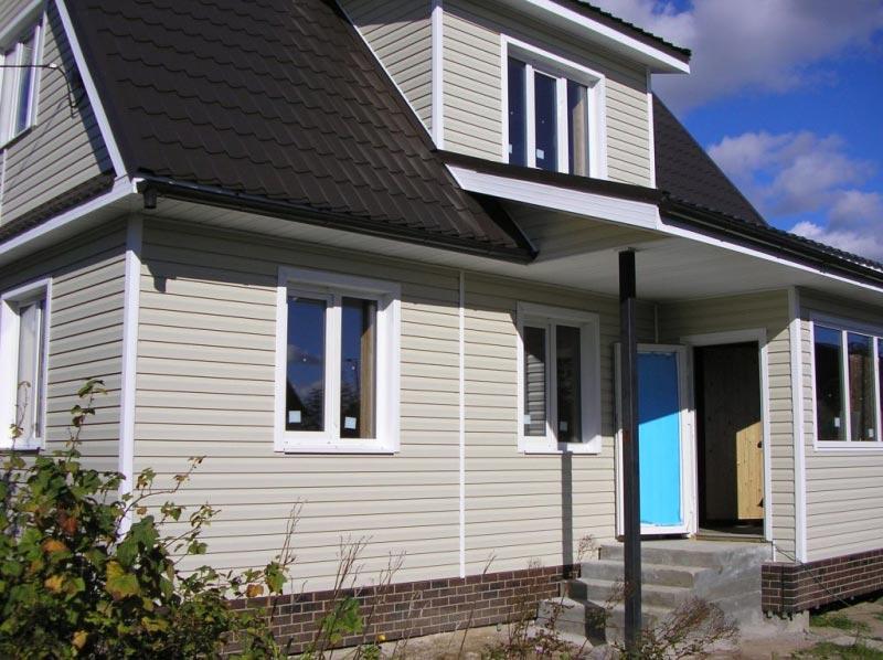 Материалы для облицовки фасада дома: какой лучше выбрать1