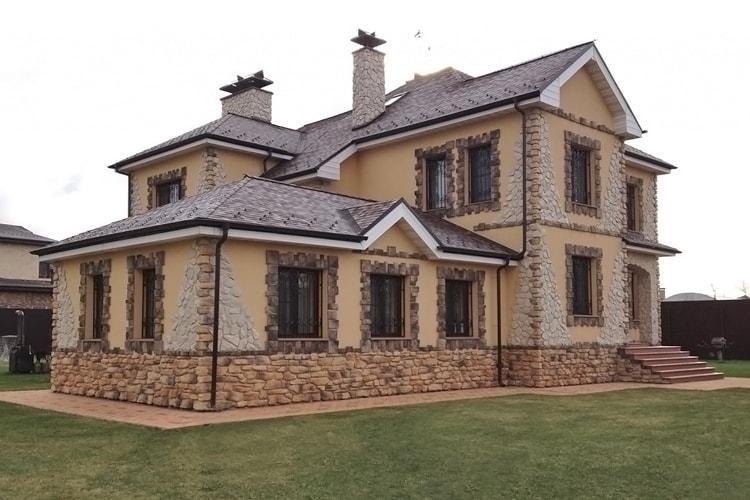 Материалы для облицовки фасада дома: какой лучше выбрать2