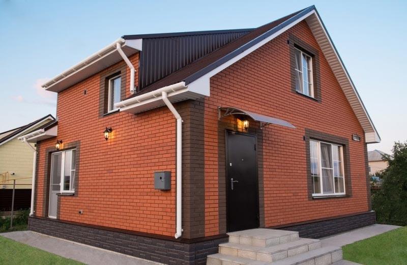 Материалы для облицовки фасада дома: какой лучше выбрать3