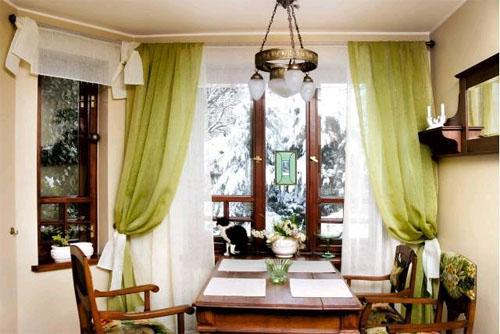 Меняем пропорции интерьера: какие виды шторы выбрать?2