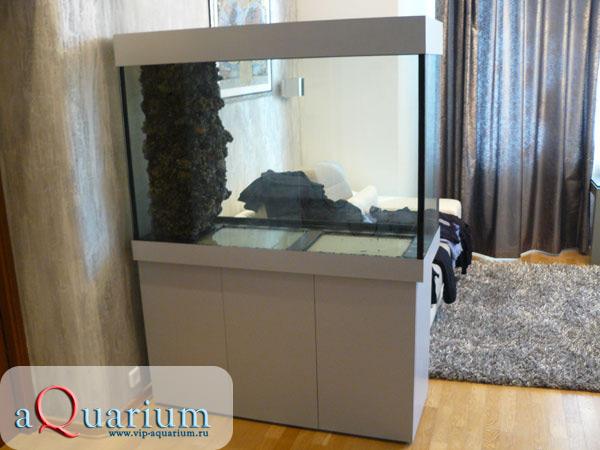 Морской аквариум в квартире4