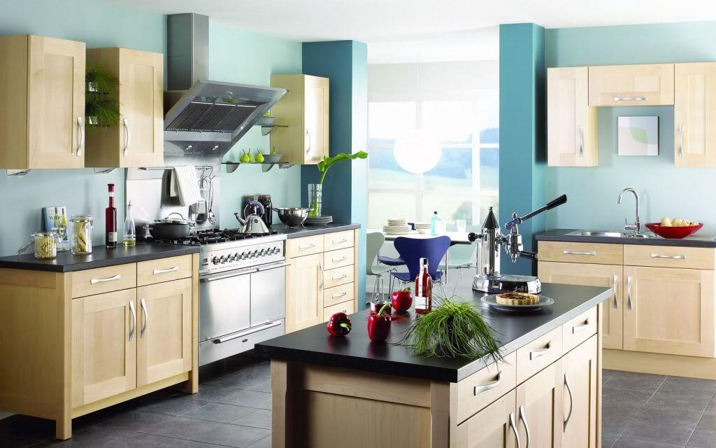 Моющаяся краска для стен кухни: разновидности материала и технология окрашивания1