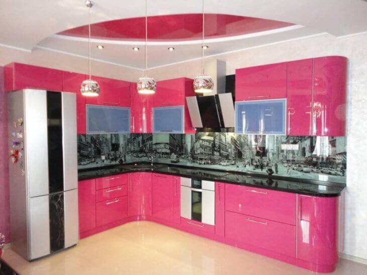 Моющаяся краска для стен кухни: разновидности материала и технология окрашивания4