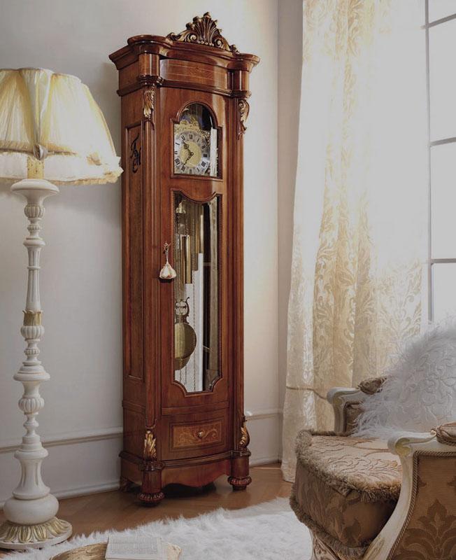 Напольные часы в интерьере вашего дома9