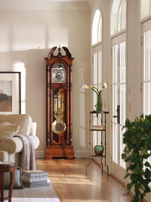 Напольные часы в интерьере вашего дома6