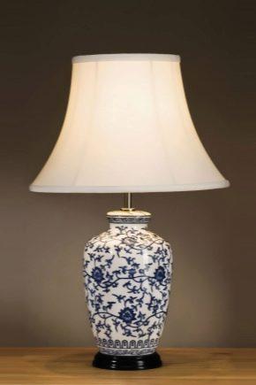 Настольные лампы: от классики до хай-тека5
