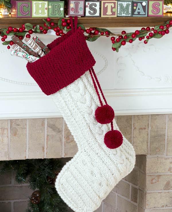 Новогодний декор – вязаные украшения своими руками3