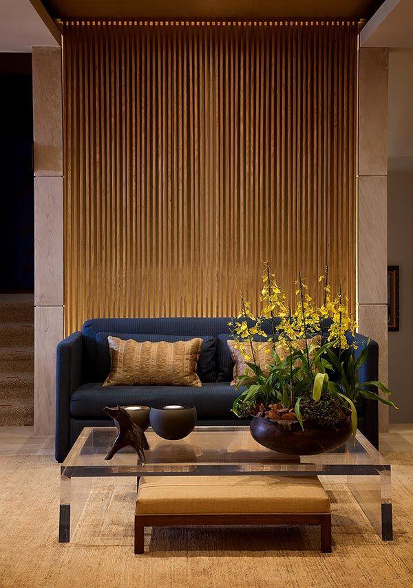 Обилие натурального дерева в интерьере дома (работа дизайн студии negrelli e teixeira)5