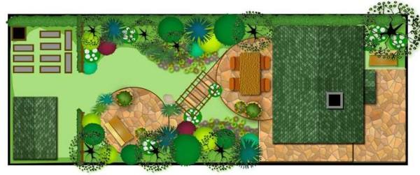 Основы ландшафтного дизайна для самостоятельного проектирования2