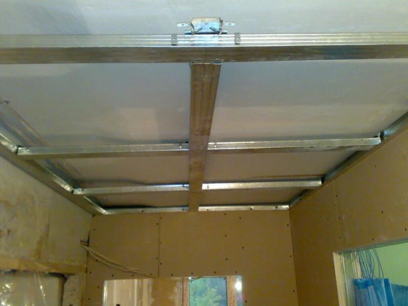 Отделка потолка самостоятельно или профессиональными строителями1