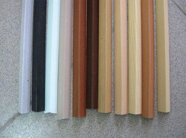 Пластиковые уголки для откосов: виды, характеристики, поклейка0