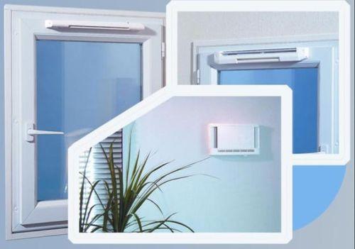 Почему так важен приточный клапан на пластиковом окне?1
