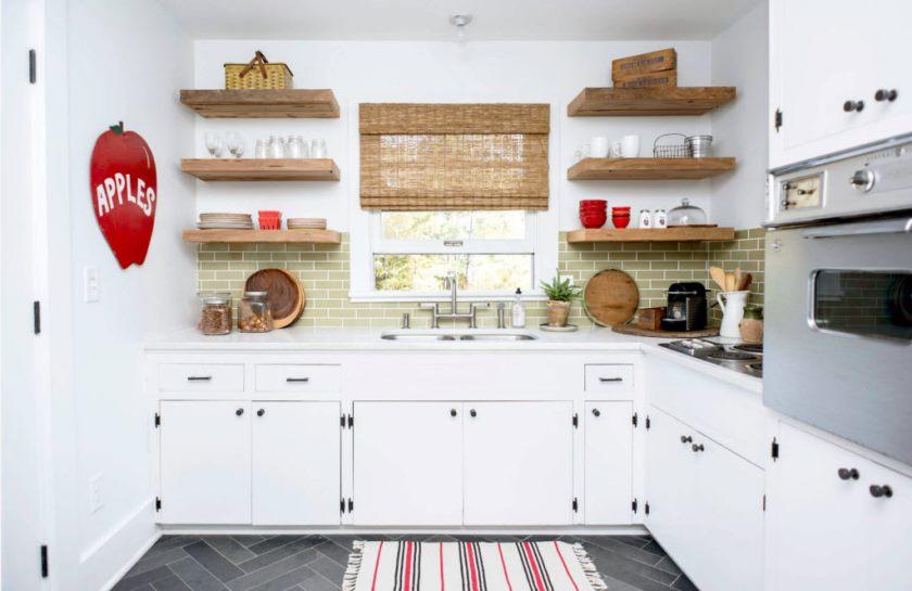 Полки для кухни1
