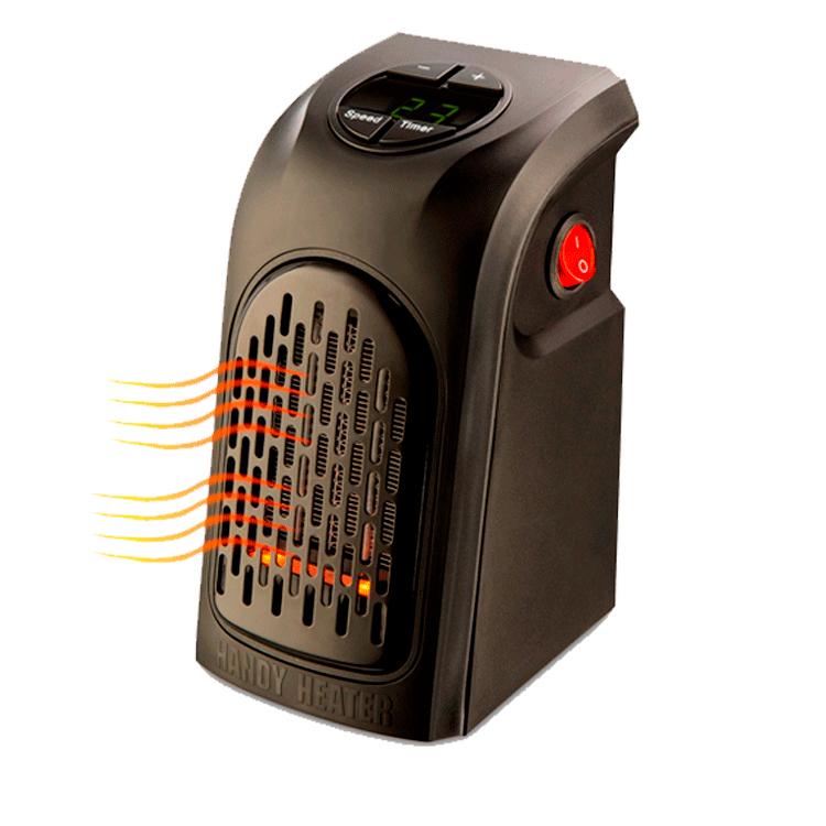 Портативный обогреватель rovus handy heater или жесткий обман0