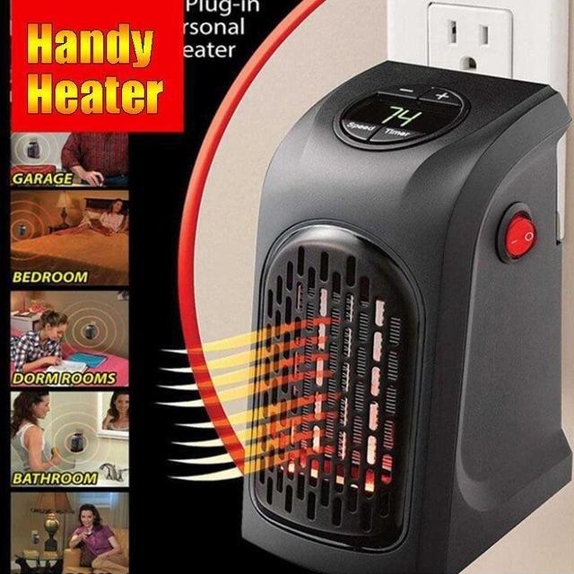 Портативный обогреватель rovus handy heater или жесткий обман1