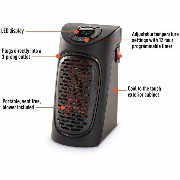 Портативный обогреватель rovus handy heater или жесткий обман2