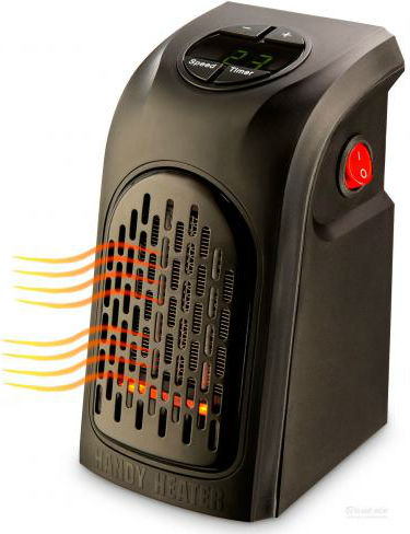 Портативный обогреватель rovus handy heater или жесткий обман7