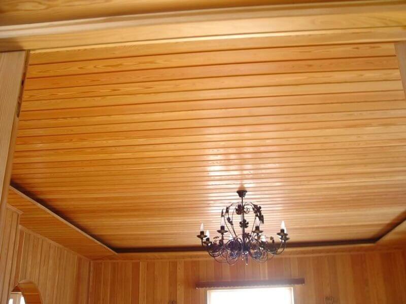 Потолок из вагонки – достойный симбиоз цены и качества3