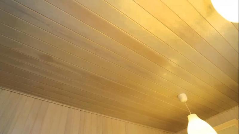 Потолок из вагонки – достойный симбиоз цены и качества5