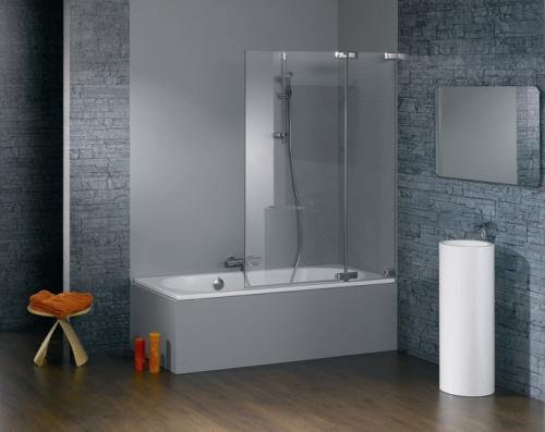 Практичные шторки для ванной1
