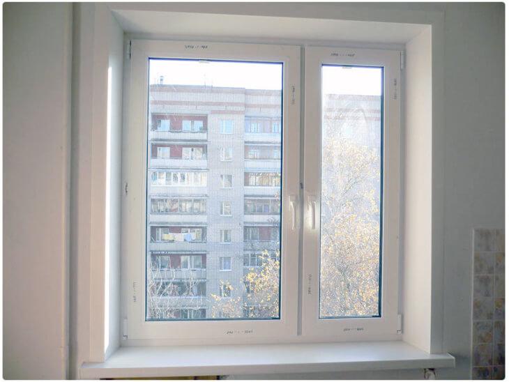 Практичный и легкий монтаж пластиковых откосов на окна0