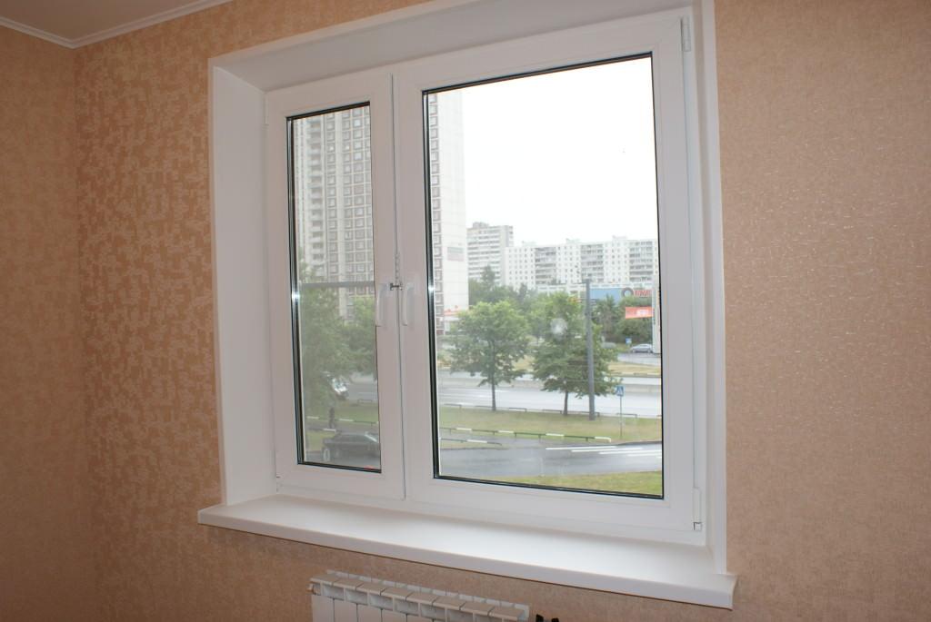 Практичный и легкий монтаж пластиковых откосов на окна1