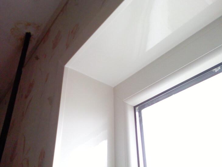 Практичный и легкий монтаж пластиковых откосов на окна2