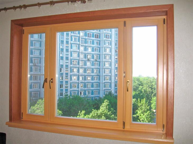 Практичный и легкий монтаж пластиковых откосов на окна4