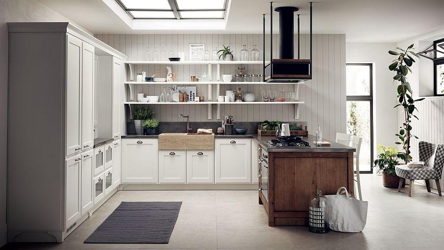 Привлекательные и оригинальные варианты дизайна кухни1