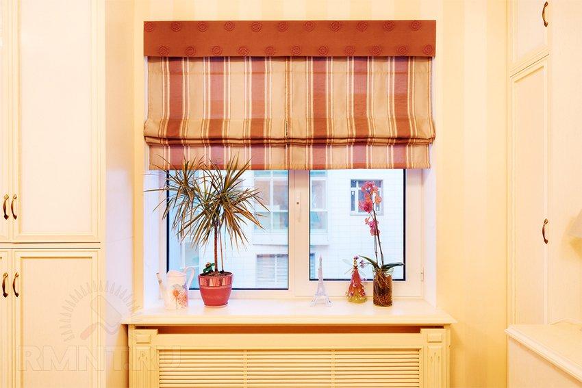Римские шторы своими руками сшить: инструкция1