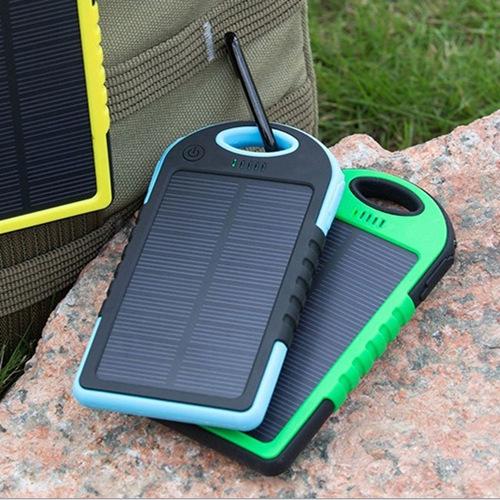 Солнечная батарея power bank реальный обман0